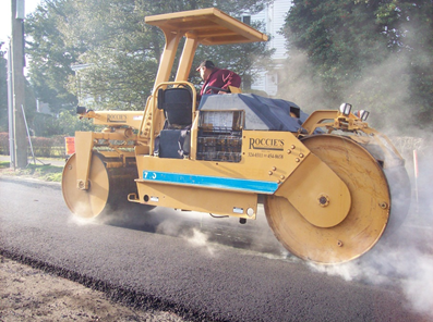 commercial paving asphalt