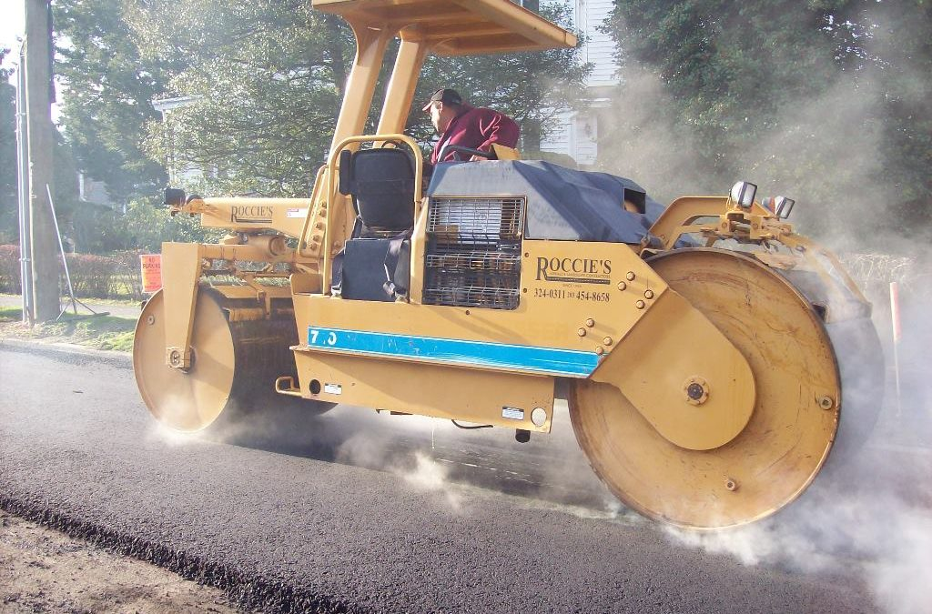 Why do you need an aggregate base under your asphalt?